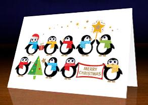 Christmas Charity Ecards